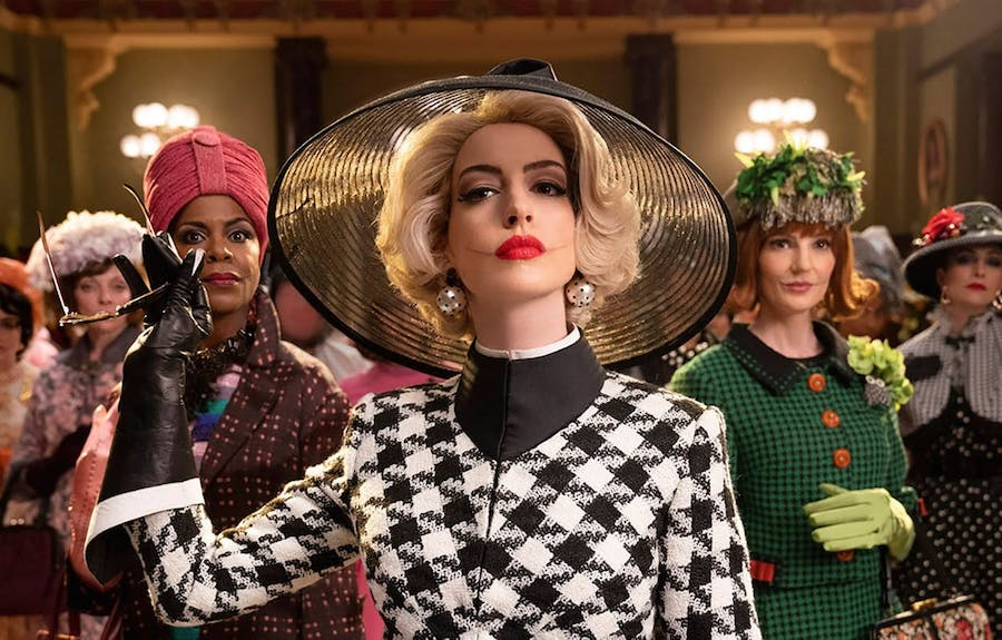 2 | Anne Hathaway's Most Iconic Outfits From The Witches | Zestradar