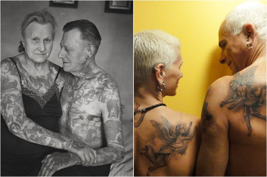 #8 | Badass Tattooed Elderly Who Look Rad AF | Zestradar