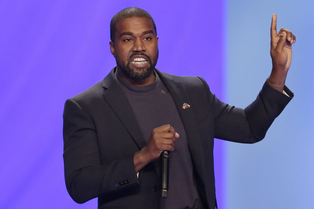 Kanye West | 13 Celebrities Who Have Tested Positive For Covid-19 | Zestradar