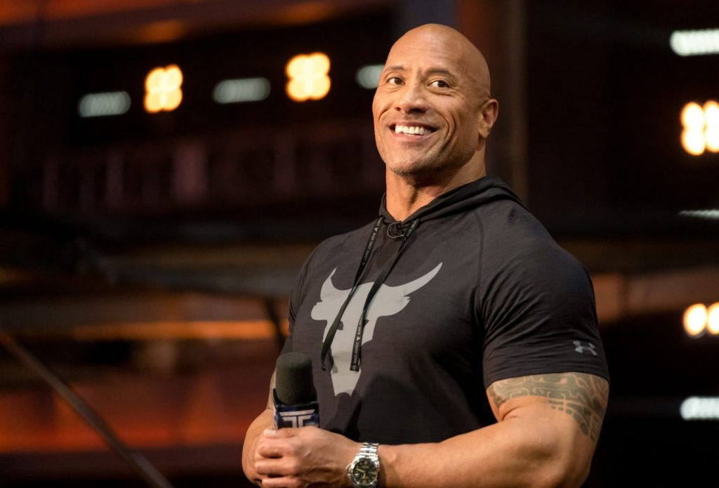 "Dwayne ""The Rock"" Johnson 