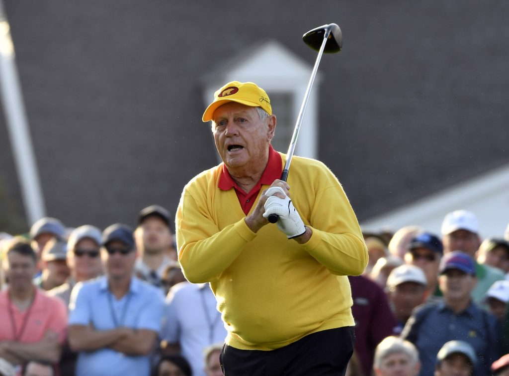 Jack Nicklaus | 13 Celebrities Who Have Tested Positive For Covid-19 | Zestradar