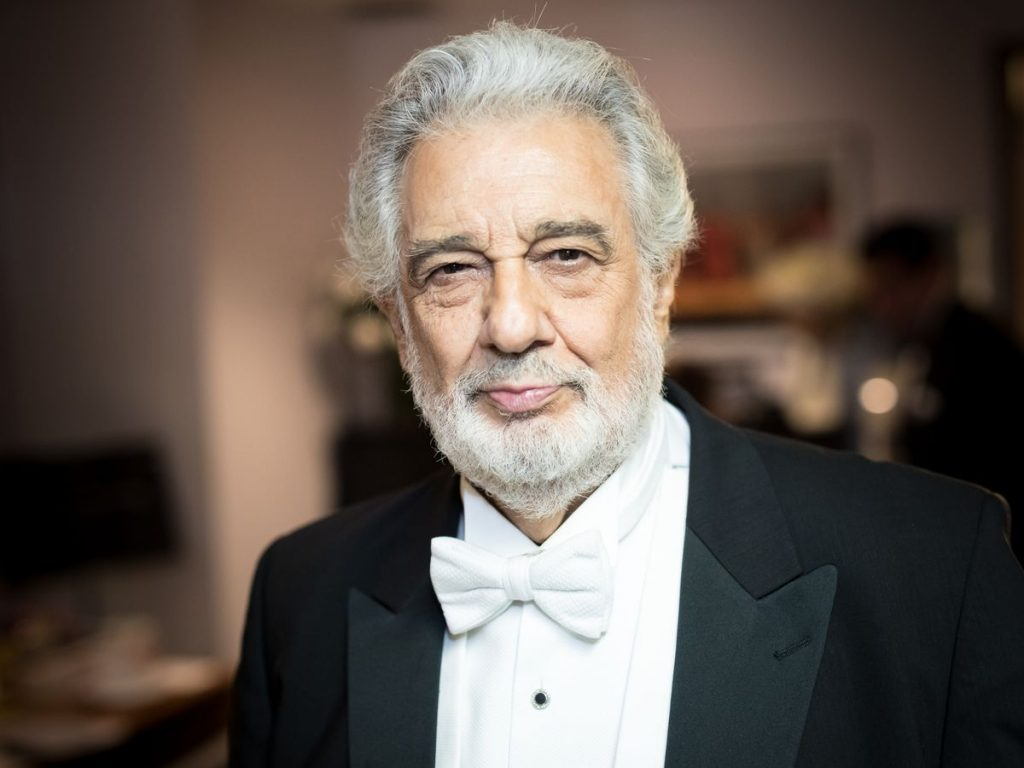 Plácido Domingo | 13 Celebrities Who Have Tested Positive For Covid-19 | Zestradar