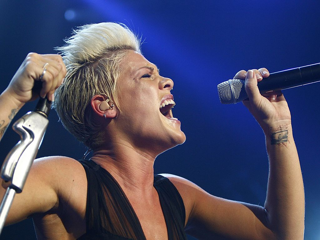 Pink   13 Celebrities Who Have Tested Positive For Covid-19   Zestradar