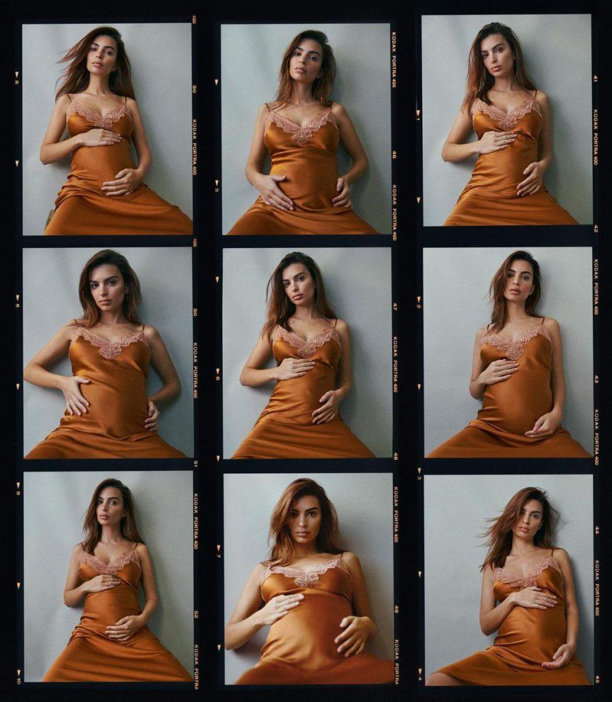 #2 | Emily Ratajkowski Is Pregnant | Zestradar