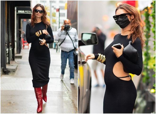 #7 | Emily Ratajkowski Is Pregnant | Zestradar