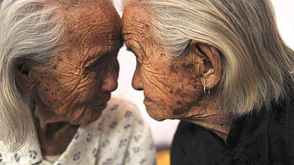 6 Oldest Recorded Twins in the World   Brain Berries