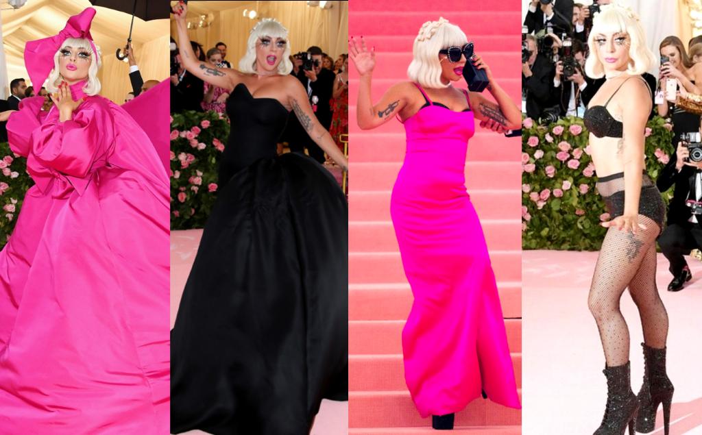 Леди Гага | Наряды звезд с красных дорожек, наделавшие много шума | Zestradar