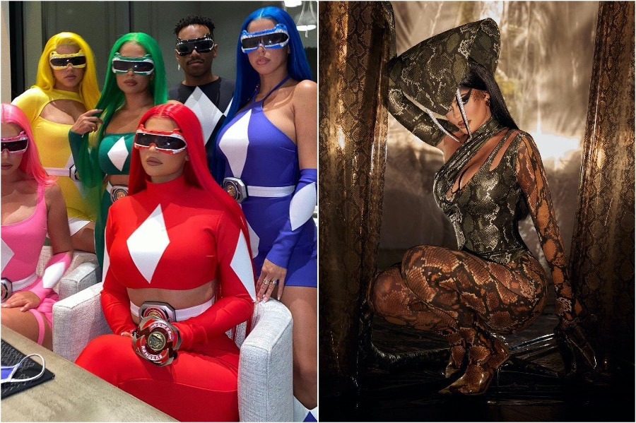 #10 | The Best Celebrity Halloween Costumes of 2020 | Zestradar
