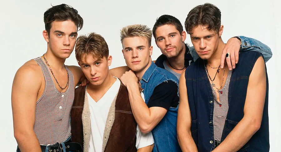 Take That  | Top 8 Boy Bands Of All Time | Zestradar