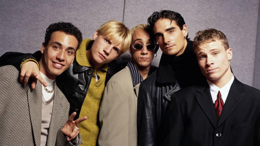 Backstreet Boys  | Top 8 Boy Bands Of All Time | Zestradar