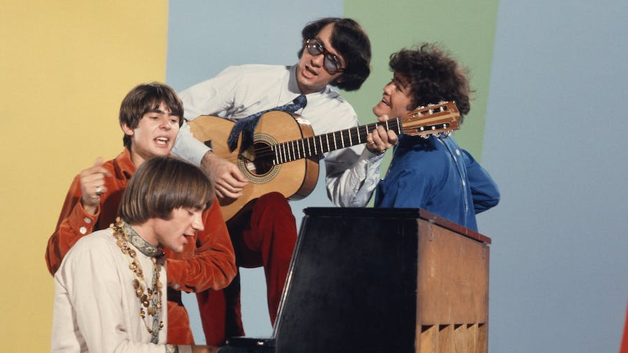 The Monkees  | Top 8 Boy Bands Of All Time | Zestradar