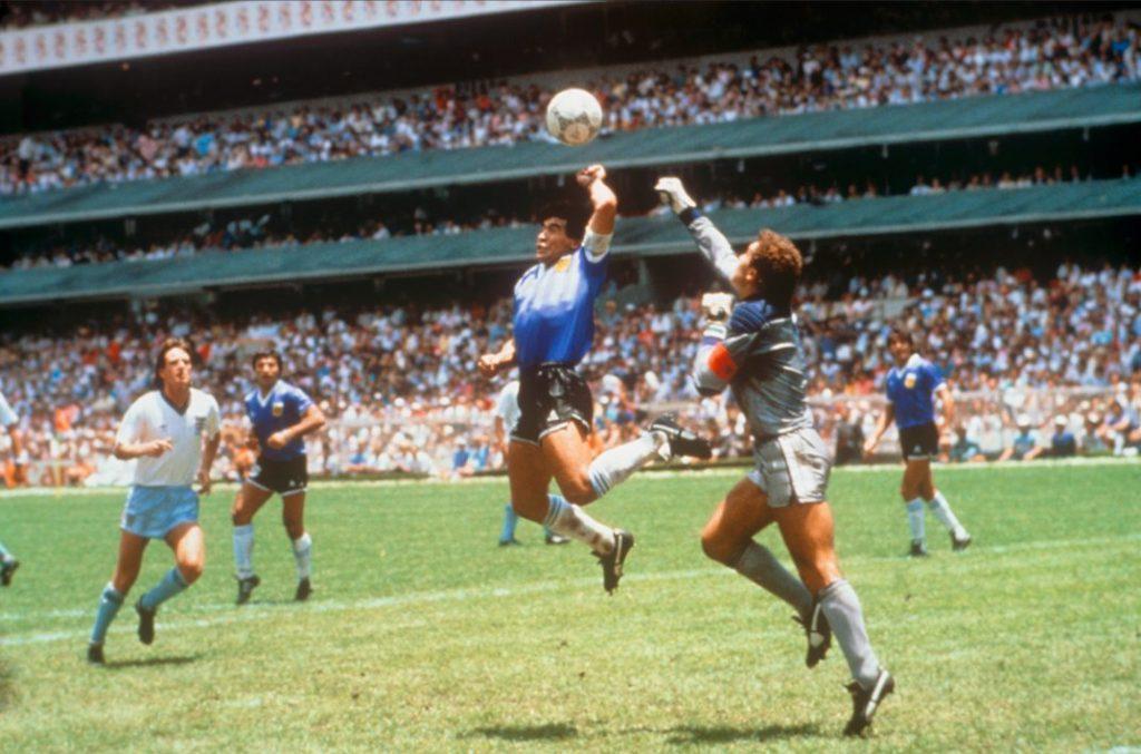 The Best Diego Maradona Moments | Brain Berries