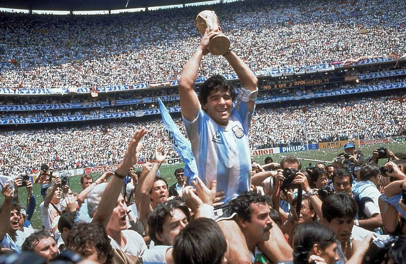 The Best Diego Maradona Moments #4 | Brain Berries
