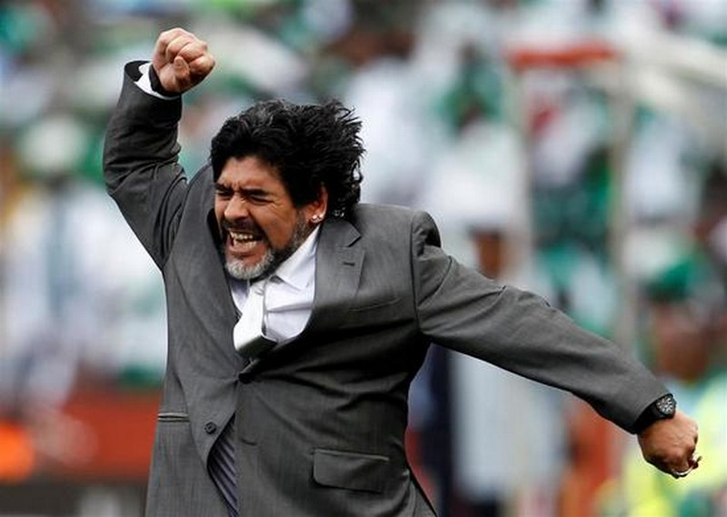 The Best Diego Maradona Moments #5 | Brain Berries