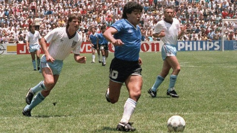 The Best Diego Maradona Moments #7 | Brain Berries