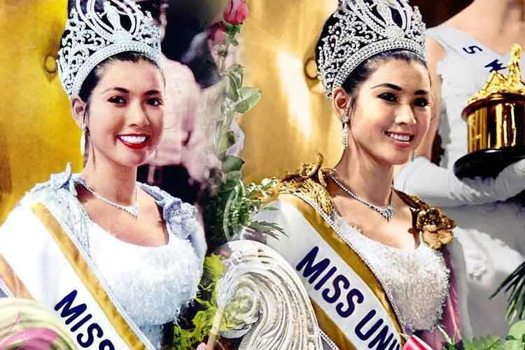 12 Most Beautiful Asian Miss Universe Winners #2 | Brain Berries