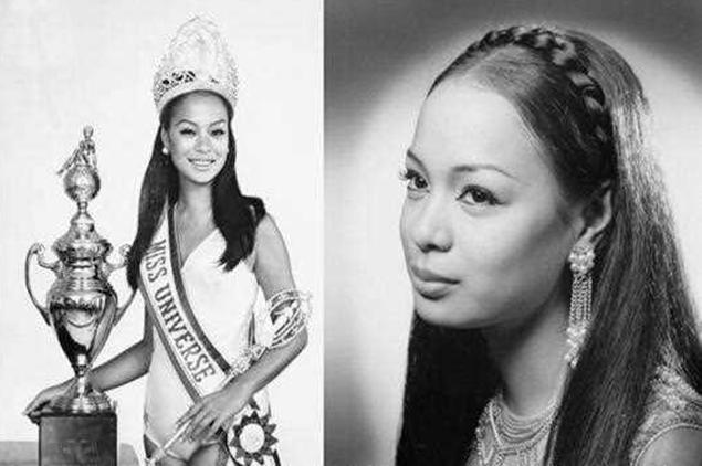12 Most Beautiful Asian Miss Universe Winners #3 | Brain Berries