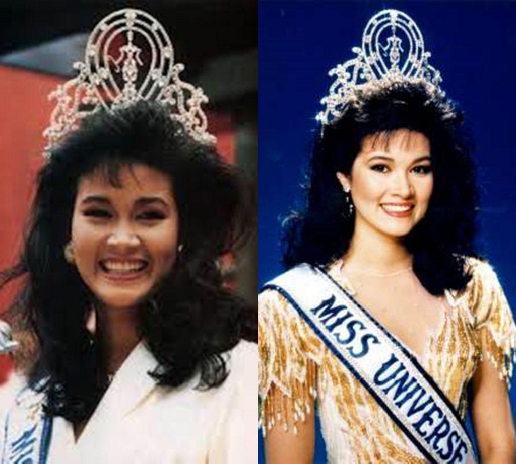 12 Most Beautiful Asian Miss Universe Winners #7 | Brain Berries