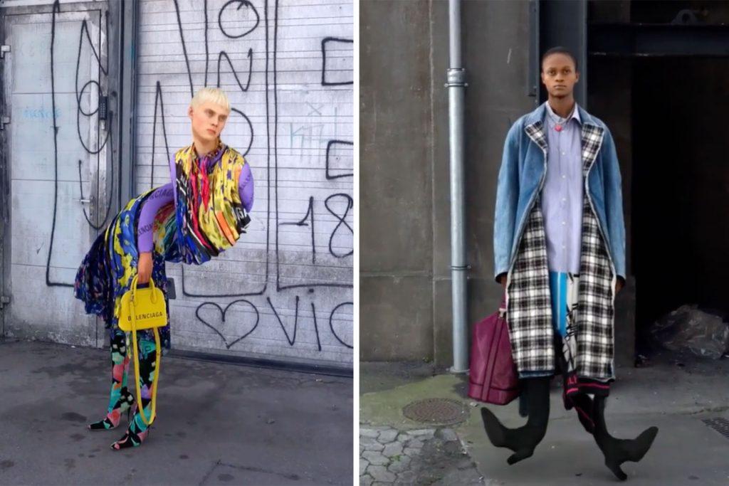 Balenciaga | На пике популярности: самые модные бренды 2020 | Zestradar