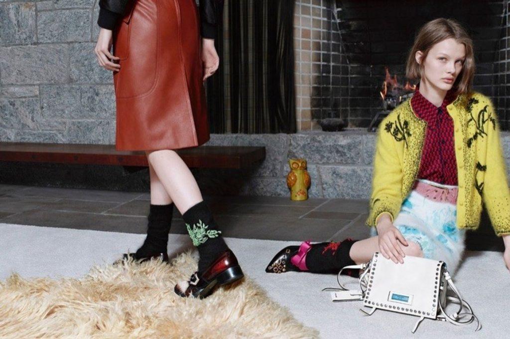 Prada | На пике популярности: самые модные бренды 2020 | Zestradar
