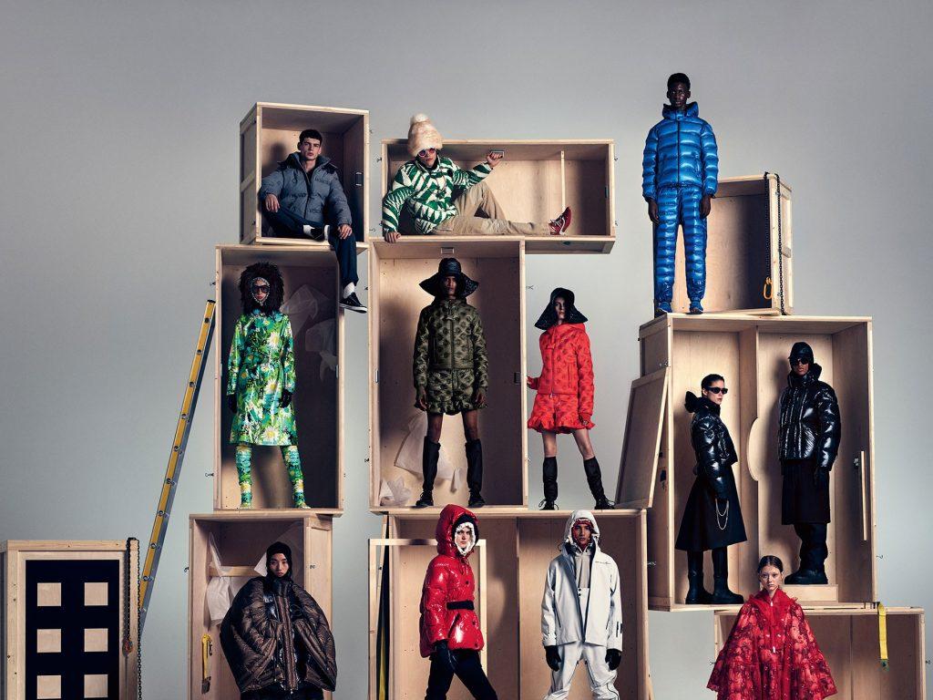 Moncler | На пике популярности: самые модные бренды 2020 | Zestradar