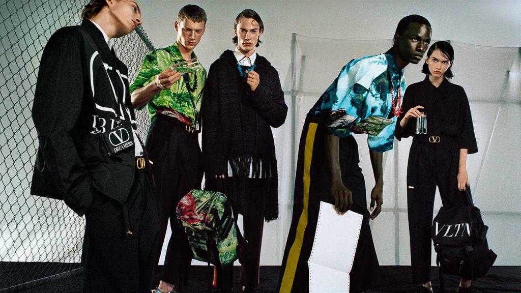 Valentino | На пике популярности: самые модные бренды 2020 | Zestradar