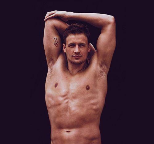 Райан Лохте, 36 | Идеальное тело: 10 самых сексуальных спортсменов современности | Zestradar