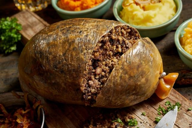Хаггис | Самая странная еда в мире: а вы бы попробовали? | Zestradar