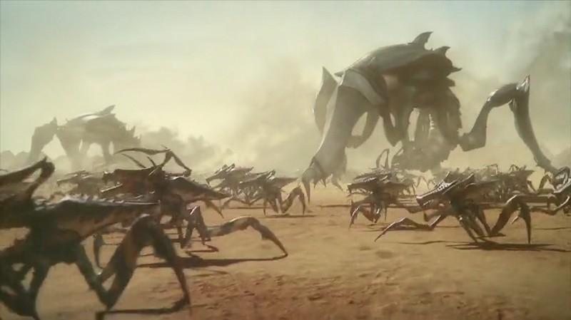 8 Deadliest Sci-Fi Monsters #3 | Brain Berries