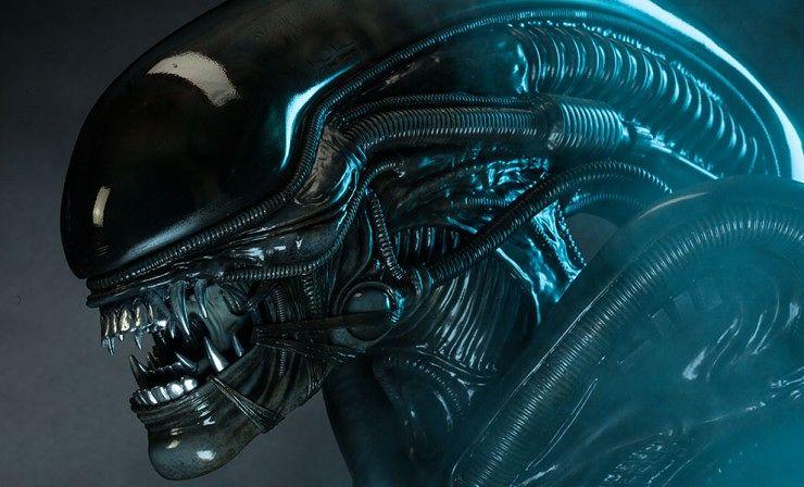 8 Deadliest Sci-Fi Monsters #8 | Brain Berries