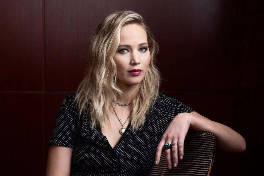 Jennifer Lawrence | 10 Most Attractive Actresses in 2020 | Zestradar