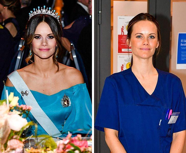 Принцесса София Шведская | 7 особ королевской крови с обычными работами | Zestradar