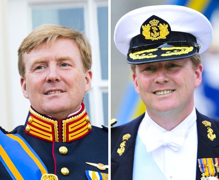 Король Виллем-Александр Нидерландский | 7 особ королевской крови с обычными работами | Zestradar