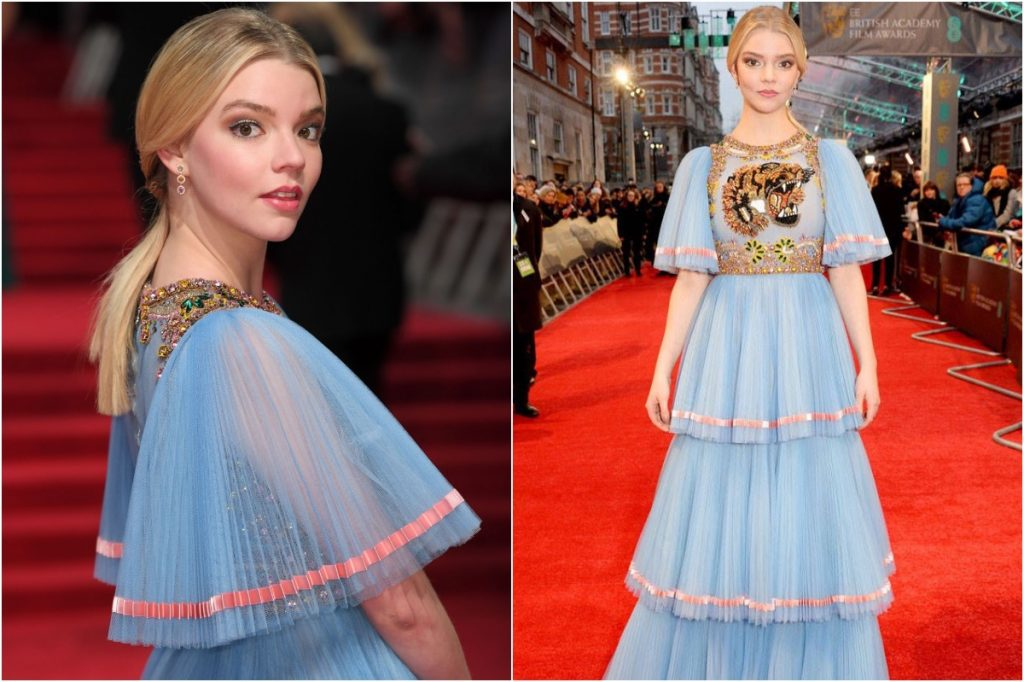 #11 | Anya Taylor-Joy's Best Red Carpet Looks | Zestradar
