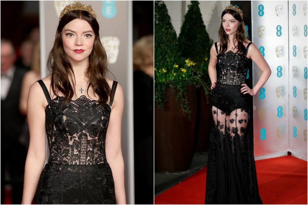 #3 | Anya Taylor-Joy's Best Red Carpet Looks | Zestradar