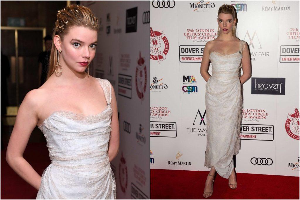 #4 | Anya Taylor-Joy's Best Red Carpet Looks | Zestradar