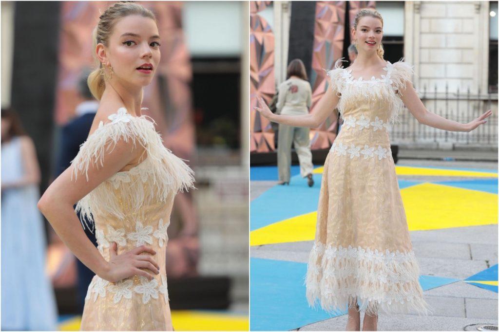#7 | Anya Taylor-Joy's Best Red Carpet Looks | Zestradar