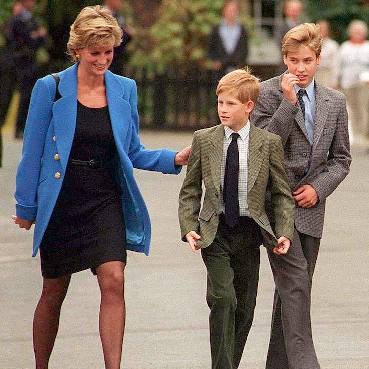 8 Times Princess Diana Broke The Royal Code #4 | Brain Berries