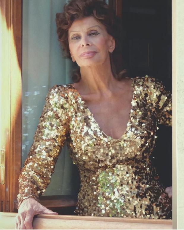 #3   Все еще дива: роскошная Софи Лорен глазами младшего сына — Эдоардо Понти   Zestradar