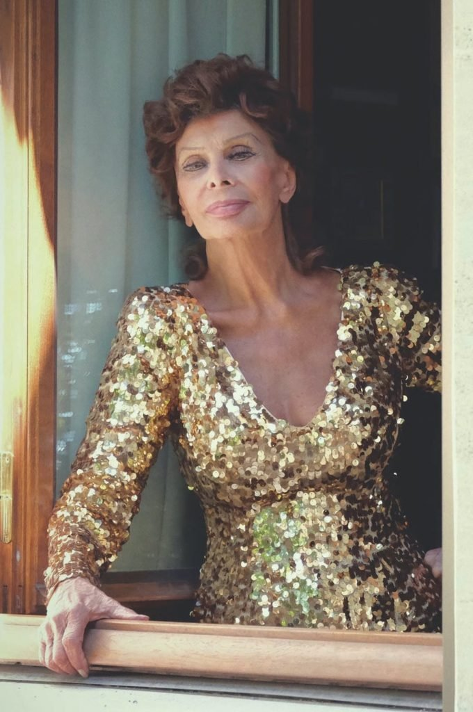 #2 | Sophia Loren As Seen By Her Son Edoardo Ponti | Zestradar