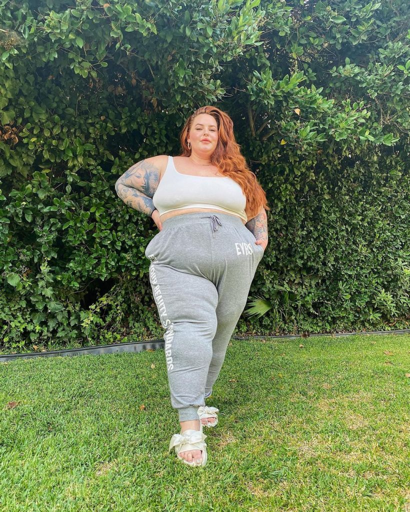 #9 | 8 Interesting Facts About Plus-Size Model Tess Holliday | Zestradar