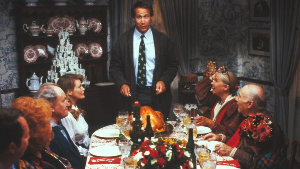 11 Unconventional TV Christmas Dinners #3 | Brain Berries