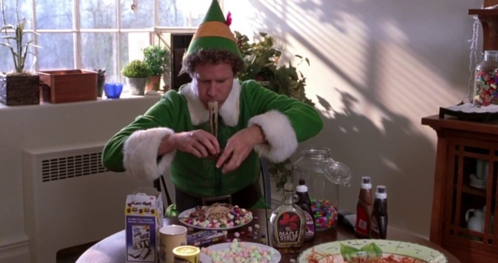 11 Unconventional TV Christmas Dinners #4 | Brain Berries