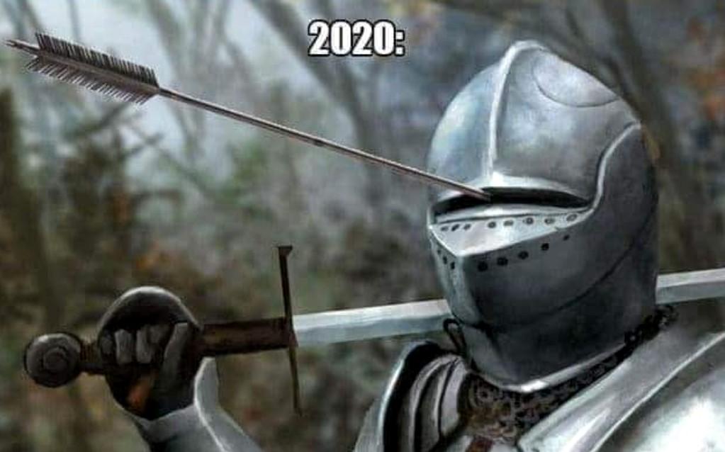 #3 | Если бы 2020 был мемом: 15 фото, которыми можно описать этот ужасный год | Zestradar