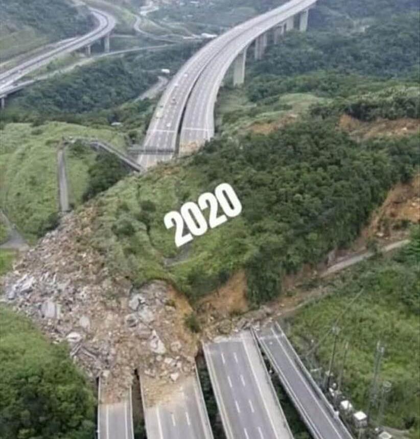 #9 | Если бы 2020 был мемом: 15 фото, которыми можно описать этот ужасный год | Zestradar