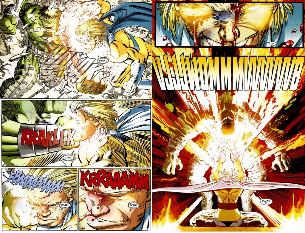 7 of the Greatest Fights in Comic Book History | Brain Berries