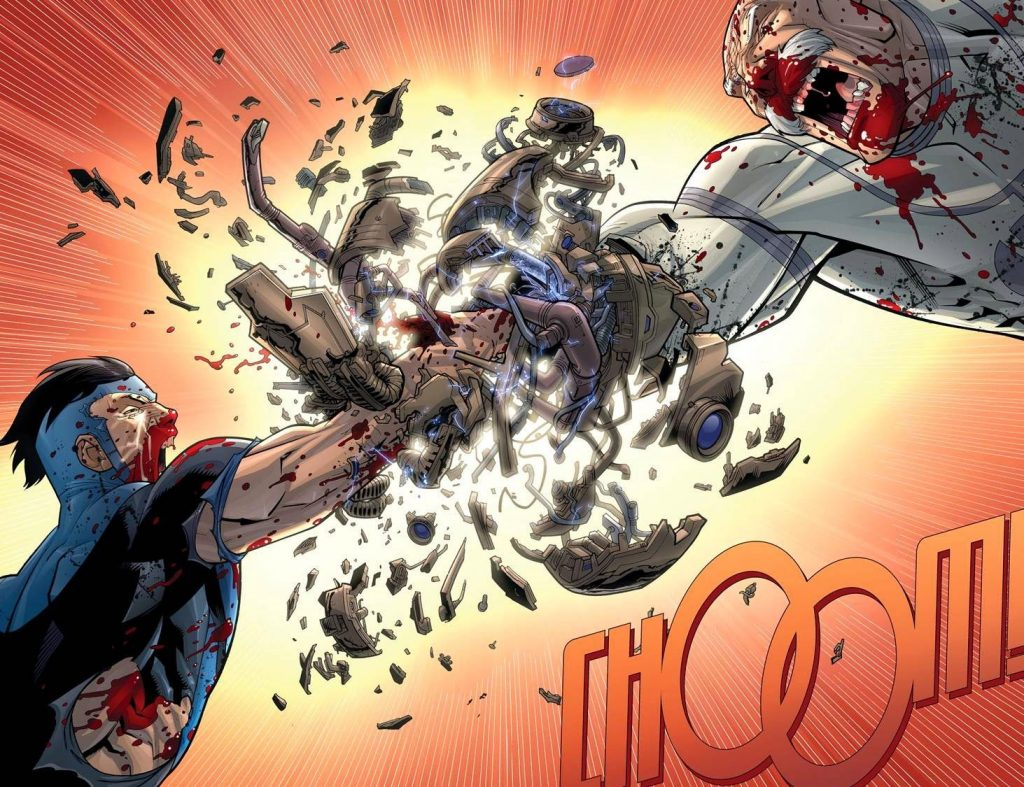 7 of the Greatest Fights in Comic Book History #2 | Brain Berries