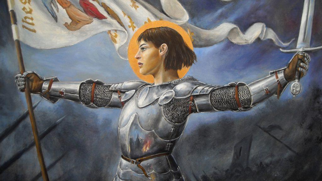 Жанна д'Арк | Женщины-воины в истории человечества | Zestradar