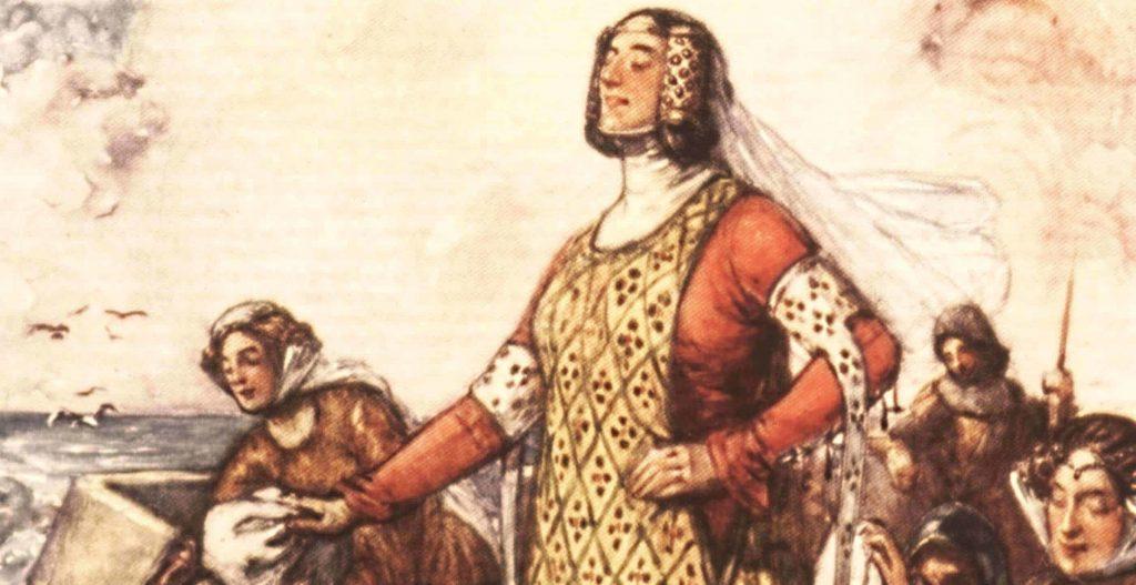 Агнесс Рэндольф | Женщины-воины в истории человечества | Zestradar