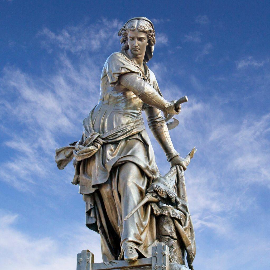 Жанна де Дампьер | Женщины-воины в истории человечества | Zestradar